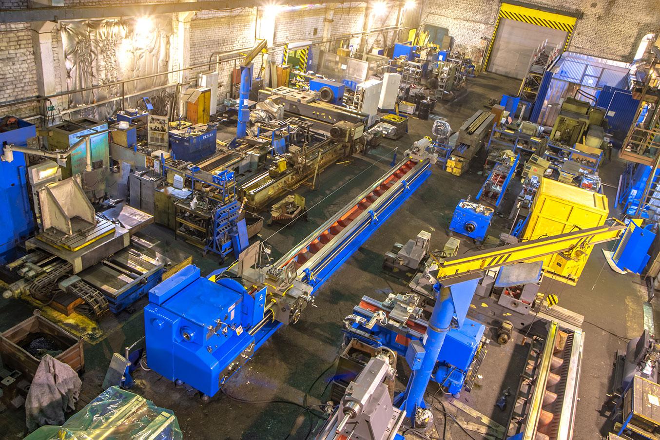 Industrial Lancaster